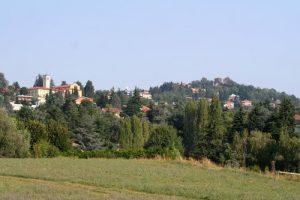 Vista di Pino Torinese Ristorante Pinocchio
